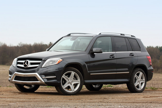 Mercedes-Benz GLK-Class